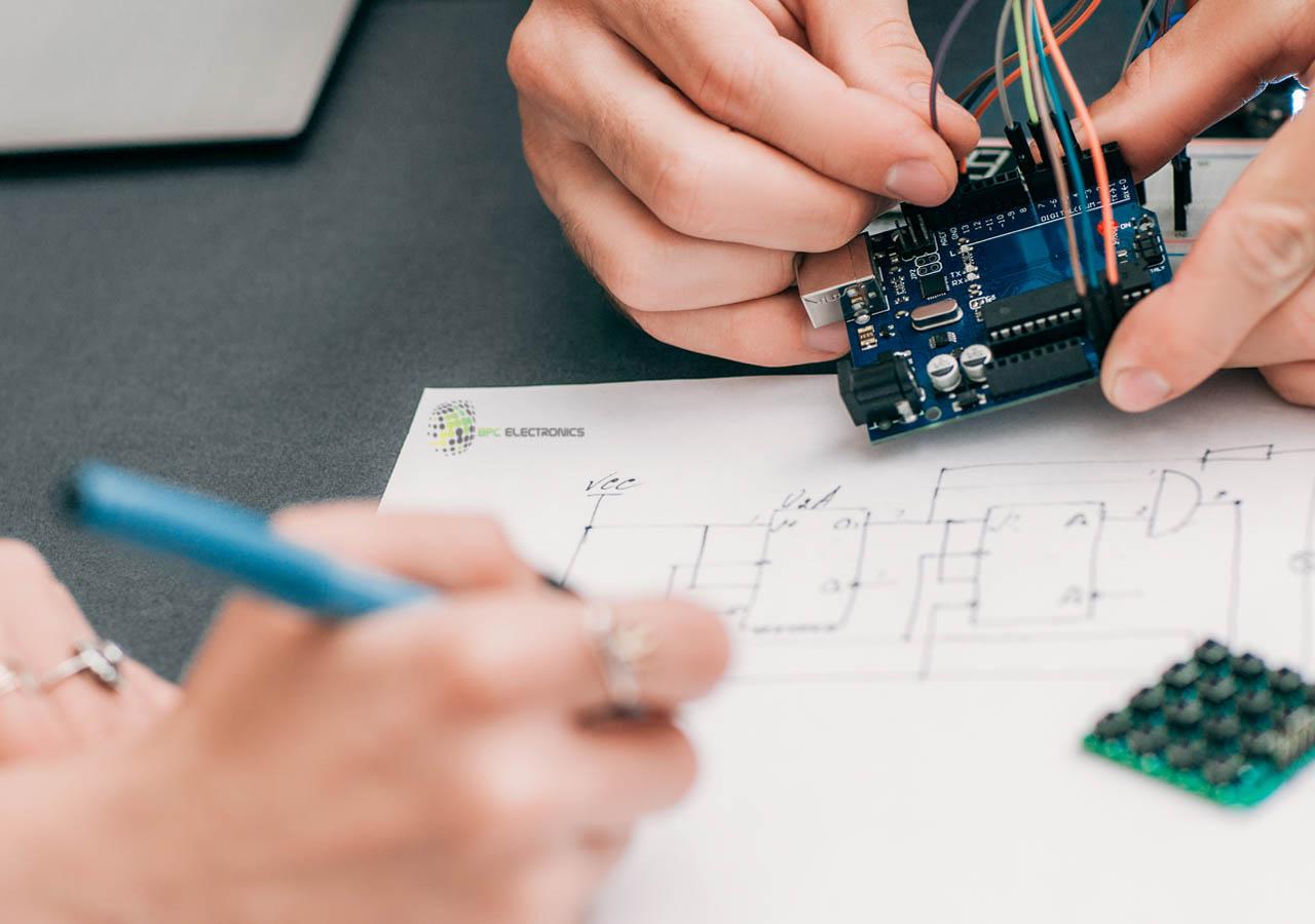 Electronics Manufacturer in the UK - BPC Electronics LTD