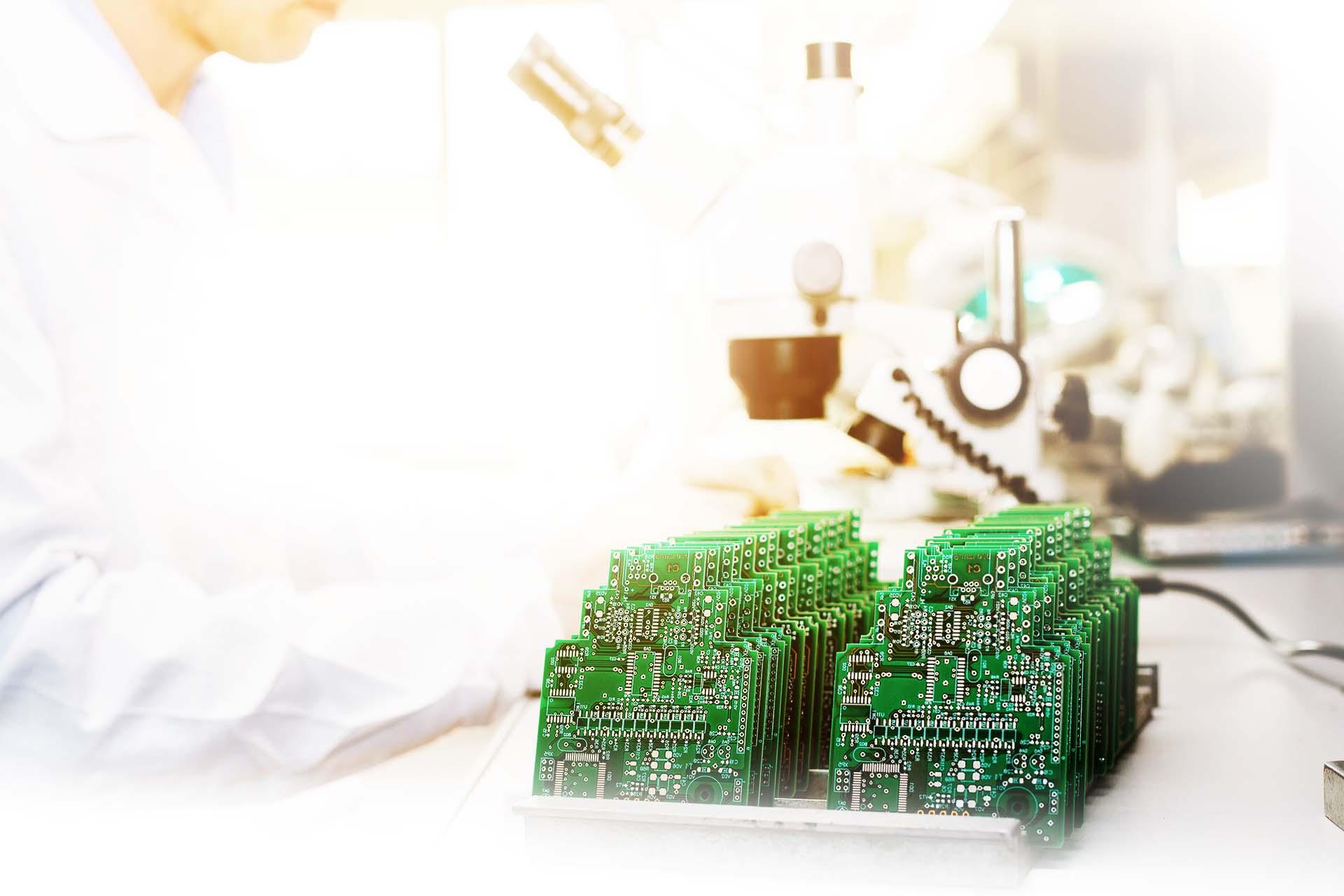 Electronics Manufacturer In The Uk Bpc Ltd Printed Circuit Board Repairs Any General Industrial Pcb Design
